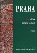 neuveden: Praha atlas ortofotomap 1:5000