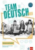 neuveden: Team Deutsch neu 1 (A1) – 2dílný pracovní sešit s gramatickým přehledem