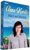 neuveden: Kordič Anna – Reci mi zivote - CD+DVD