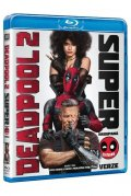 neuveden: Deadpool 2 Blu-ray