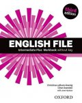 Latham-Koenig Christina; Oxenden Clive; Selingson Paul: English File Intermediate Plus Workbook Without Answer Key (3rd)