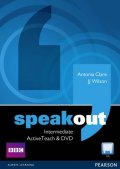 Clare Antonia, Wilson J.J.: Speakout Intermediate Active Teach