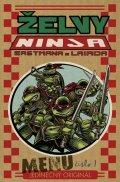 Eastman Kevin, Laird Peter: Želvy Ninja - Menu číslo 1
