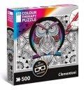 neuveden: Puzzle 3D Colour Therapy Sova/500 dílků