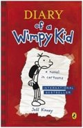 Kinney Jeff: Diary of a Wimpy Kid  1