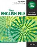 Oxenden Clive, Latham-Koenig Christina,: New English File Intermediate Student´s Book S Anglicko-českým Slovníčkem