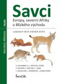 kolektiv autorů: Savci Evropy, Severní Afriky a Blízkého východu