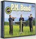 neuveden: P. M. Band - My plujem dál a dál - 4 CD