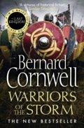 Cornwell Bernard: Warriors of the Storm