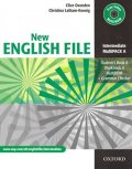 Oxenden Clive: New English File Intermediate Multipack A
