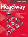 Soars John and Liz: New Headway Elementary Workbook with Key (4th)