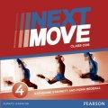 Stannert Katherine: Next Move 4 Class Audio CDs