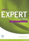Bell Jan: Expert First 3rd Edition Coursebook w/ CD Pack