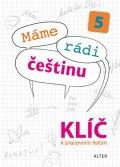 kolektiv autorů: Klíč k Pracovním listům Máme rádi češtinu pro 5. ročník ZŠ