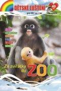neuveden: Dětské luštění 1/2018 - Za zvířátky do ZOO