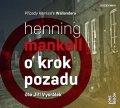 Mankell Henning: O krok pozadu - 2 CDmp3 (Čte Jiří Vyorálek)