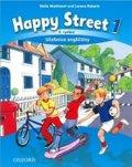 Maidment Stella: Happy Street 1 Učebnice Angličtiny (3rd)