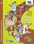 Štíplová Ljuba, Němeček Jaroslav,: Senzační příběhy Čtyřlístku 2002 (18. velká kniha)