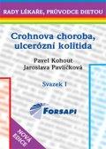 Kohout Pavel, Pavlíčková Jaroslava,: Crohnova choroba a ulcerozní kolitida