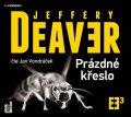 Deaver Jeffery: Prázdné křeslo - 2 CDmp3 (Čte Jan Vondráček)