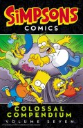 Groening Matt: Simpsons Comics Colossal Compendium: Volume 7