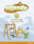 Malpas Susannah: Islands handwriting 1 Activity Book plus PIN code
