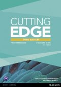 Crace Araminta: Cutting Edge 3rd Edition Pre-Intermediate Students´ Book w/ DVD Pack