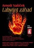 Vašíček Arnošt: Labyrint záhad - 2 DVD