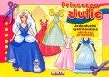 neuveden: Princezna Julie - vystřihovánky