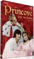 neuveden: Princové jsou na draka - DVD