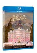 neuveden: Grandhotel Budapešť Blu-ray