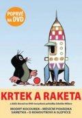 Miler Zdeněk: Krtek a raketa - DVD
