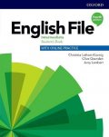 Latham-Koenig Christina; Oxenden Clive: English File Intermediate Student´s Book with Student Resource Centre Pack
