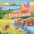 neuveden: Odvážní dinosauři - Čtyři zábavné modely