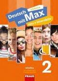 Tvrzníková Jana: Deutsch mit Max neu + interaktiv 2 - Učebnice