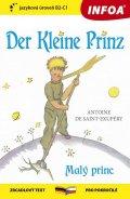 de Saint-Exupéry Antoine: Malý princ / Der Kleine Prinz - Zrcadlová četba (B2-C1)