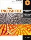 Oxenden Clive, Latham-Koenig Christina,: New English File Upper Intermediate Multipack B