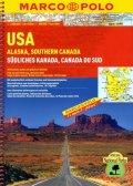 neuveden: USA ,Alaska,Southern Canada  MD  1:4M/1:800T