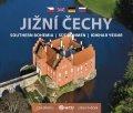 Sváček Libor: Jižní Čechy - malá/česky, anglicky, německy, rusky
