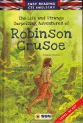 Defoe Daniel: Easy reading Robinson Crusoe - úroveň A2