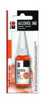 neuveden: Marabu Alkoholový inkoust/oranžový 20 ml
