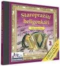 neuveden: Staropražští heligonkáři - Moje Česká vlast - 1 CD