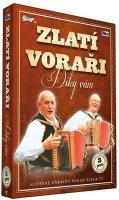 neuveden: Zlatí Voraři - Díky Vám - 3 DVD