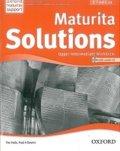 Falla Tim, Davies Paul A.: Maturita Solutions Upper Intermediate Workbook with Audio CD 2nd (CZEch Edi