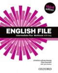 Latham-Koenig Christina; Oxenden Clive; Selingson Paul: English File Intermediate Plus Workbook with Answer Key (3rd)