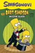 Groening Matt: Simpsonovi - Bart Simpson 3/2016 - Mistr iluzí