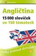 Hoffmann Hans G. a Marion: Angličtina – 15 000 slovíček ve 150 tématech - velký přehled slovíček