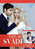Miracolato Suzzana: Tajný deník svádění - Boys only / Girls only (oboustranná kniha)