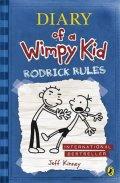 Kinney Jeff: Diary of a Wimpy Kid  2: Rodrick Rules