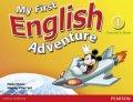 Musiol Mady: My First English Adventure 1 Teacher´s Book